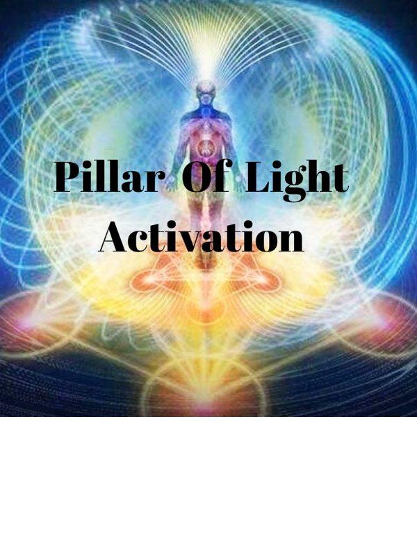 Pillar of Light Activation